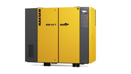 BSD rotary screw compressor