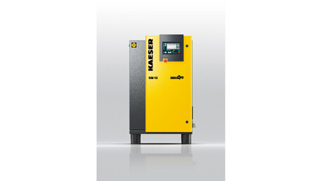 SM rotary screw compressor