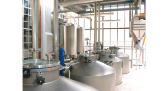KAESER industrial reciprocating compressors in the brewing industry.